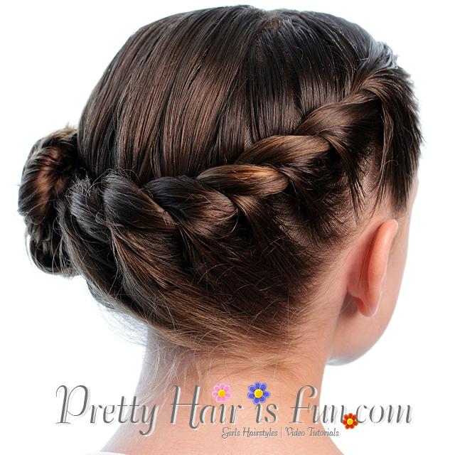 Pretty Hair is Fun: Side Rope Twist Braid