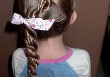 Pretty Hair is Fun: Progressive Twist Braid