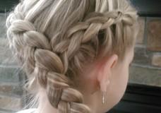 Pretty Hair is Fun: {Hunger Games} Katniss Hairstyle: How to do a Y Dutch Braid