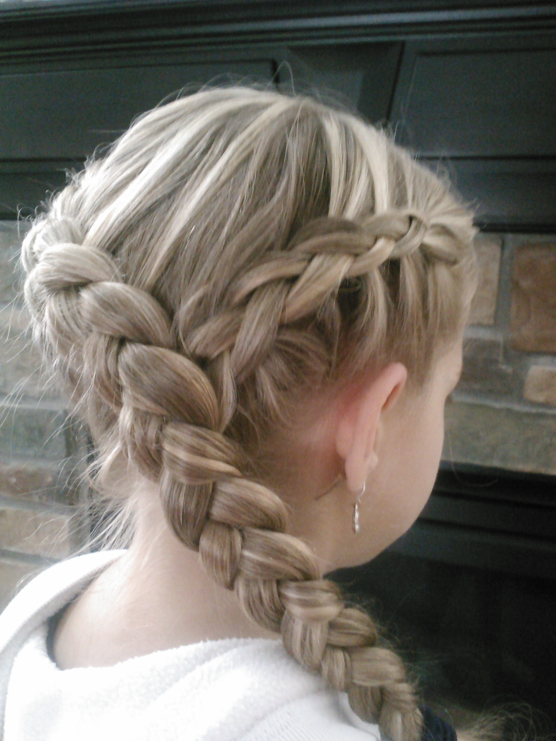 Pretty Hair Is Fun: {Hunger Games} Katniss Hairstyle: How