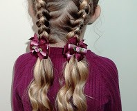 Little Girl's Hairstyles- Question and Answer- Hairstyles they can sleep in??