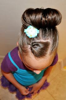 Little Girl S Hairstyles September S Creative Genius