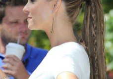 Little Girl's Hairstyles: Love this ponytail!