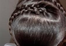 Little Girl's Hairstyles: Double Spiral Dutch Braids Video Tutorial