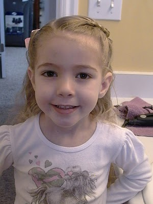 little girl's hairstyles the braid and twist hairstyle