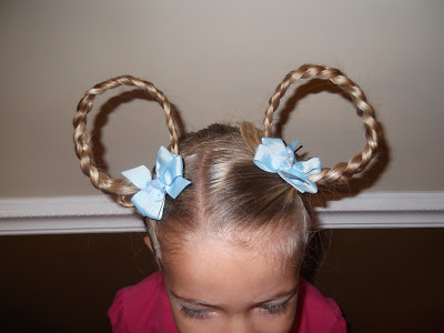 Little Girl S Hairstyles Crazy Hair Day Pretty Hair Is