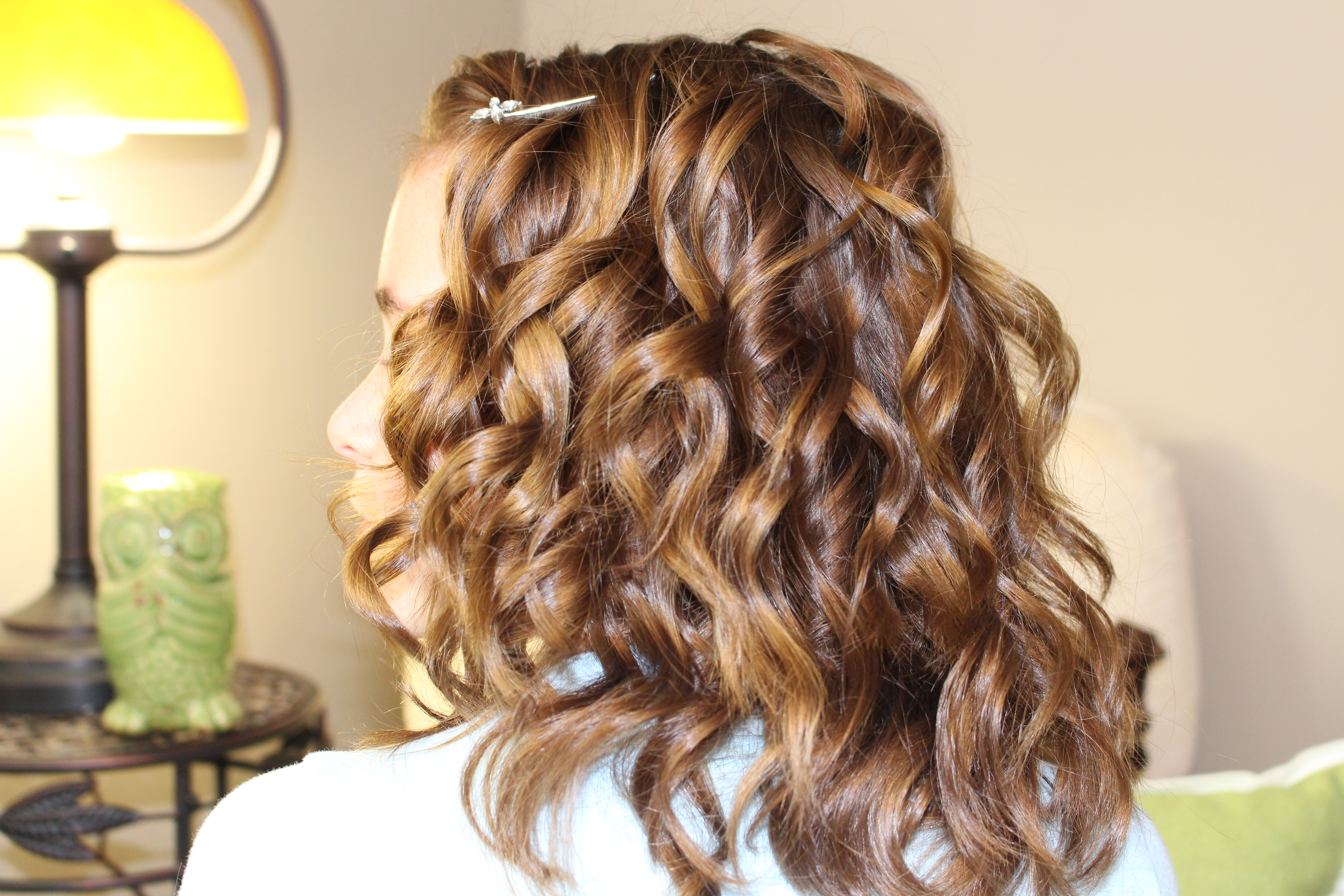 It Gives Gorgeous Curls See Below And Watch For My Upcoming Video That Demonstrates HOW To Get These Using A Wand