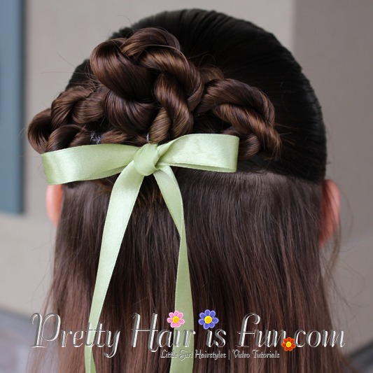 short hair st. patricks day hairstyle