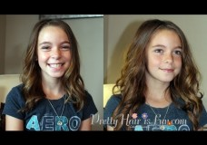 Girls' Hairstyles: Hair Extensions/ Irresistible Me/ Our 100th Video!!!!
