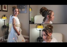 Pretty Hair is Fun: Halloween Costume & Hairstyle