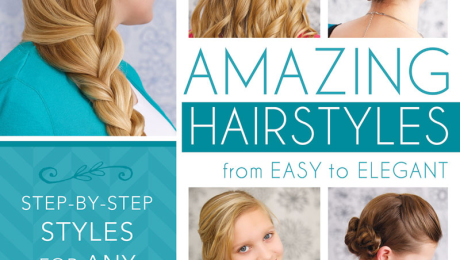 Pretty Hair is Fun: Amazing Hairstyles Book Review