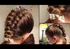 Pretty Hair is Fun: Dutch Infinity Braid