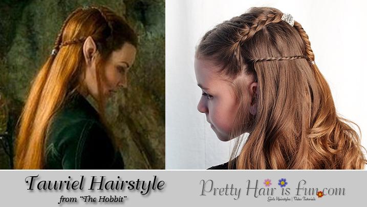 Remarkable Pretty Hair Is Fun Girls Hairstyle Tutorials Pretty Hair Is Short Hairstyles For Black Women Fulllsitofus