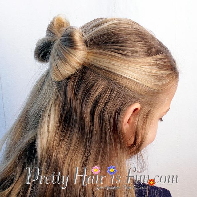 Astonishing Pretty Hair Is Fun Girls Hairstyle Tutorials Pretty Hair Is Short Hairstyles For Black Women Fulllsitofus