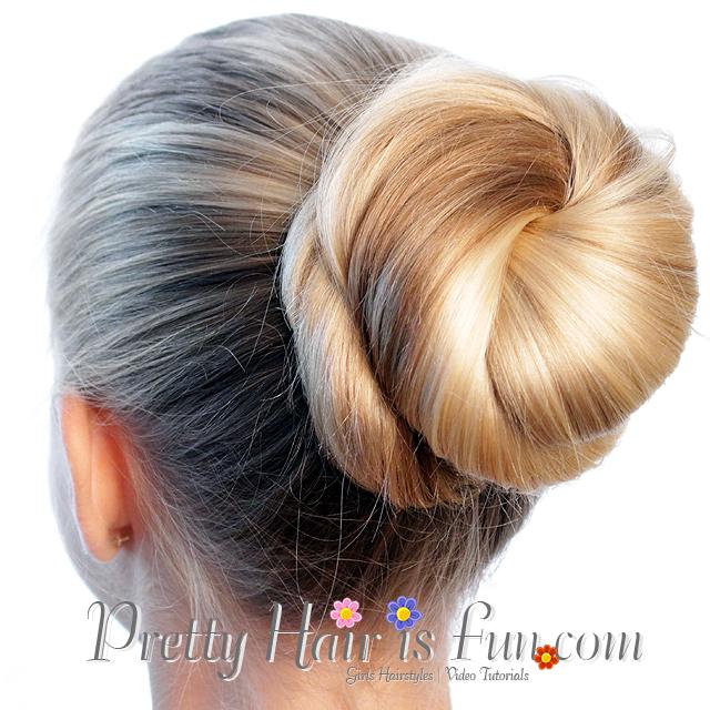 Pleasing Pretty Hair Is Fun Girls Hairstyle Tutorials Pretty Hair Is Hairstyles For Men Maxibearus