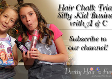 Pretty Hair is Fun: Silly Business with A & C