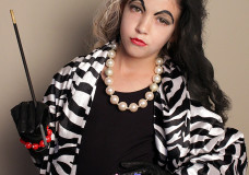 Pretty Hair is Fun: Cruella de Vil: Costume/Makeup/Hair