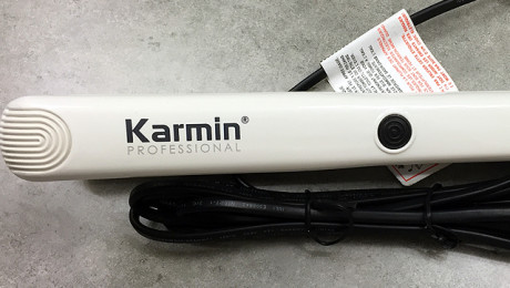 Pretty Hair is Fun: Karmin Hair Straightener Review