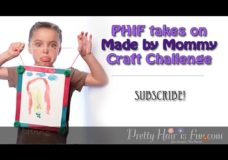 Pretty Hair is Fun: Made By Mommy Craft Challenge!