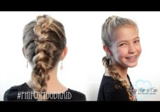 Pretty Hair is Fun: French Braid/ Dutch Braid Combo