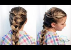 Pretty Hair is Fun: Princess French Braid