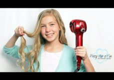 Pretty Hair is Fun: Curling Iron {Steamer Curl} Review