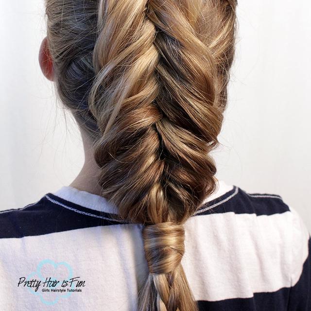 Pretty Hair is Fun: Unicorn Braid