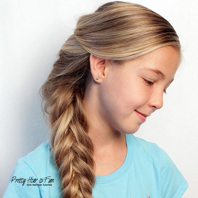 Goddess Braid | Pretty Hair is Fun