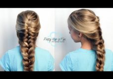 How to do a Goddess Braid | Long Hairstyles | Pretty Hair is Fun