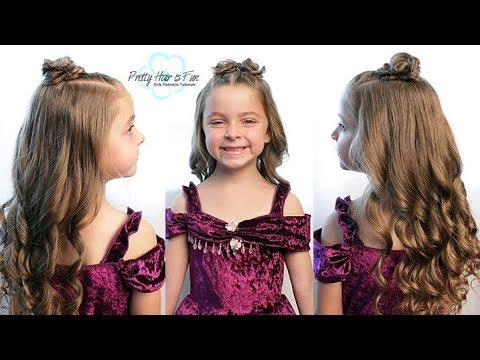 Curls Pretty Hair Is Fun Girls Hairstyle Tutorials