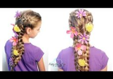 Rapunzel Hairstyle | Princess Costume Ideas | Pretty Hair is Fun