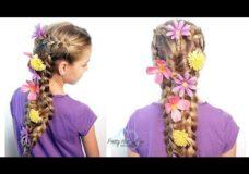 Rapunzel Hairstyle | Princess Costume Ideas | Pretty Hair is Fun