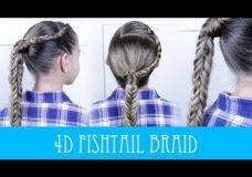 Pretty Hair is Fun: 4D Fishtail Braid (Box Braid)