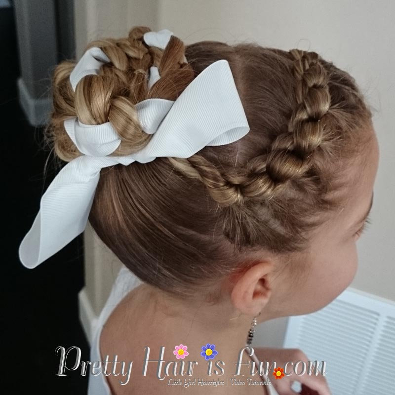 Pretty Hair Is Fun: Pin Of The Day No. 2/ Knotted Braid